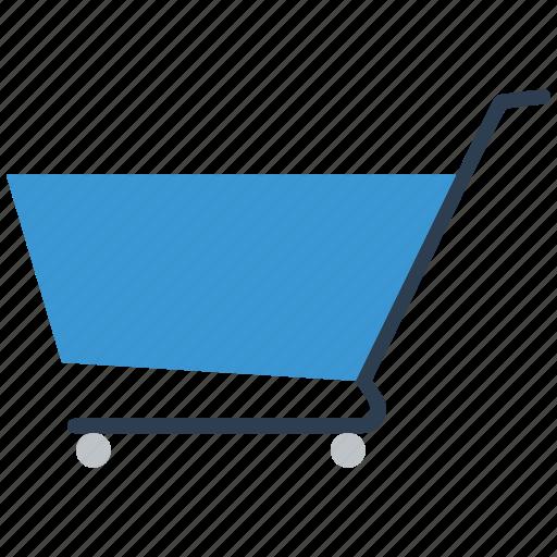 bag, basket, buy, cart, filled, shop, shopping icon