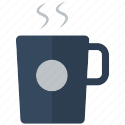 coffee, cup, drink, espresso, hot, mug icon