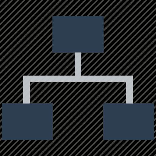 connection, data, flow, internet, network, server, storage icon