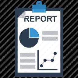 analysis, analytics, graph, growth, presentation, report, statistics icon