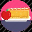 german, food, apple, cake, dessert, pie