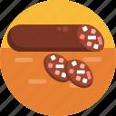 german, food, blood, sausage, meal