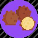 german, food, almond, meal