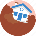 home, disaster, insurance, house, protection