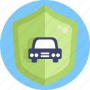 car, insurance, shield, protection, accident