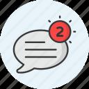text, message, chat, bubble, talk, communication