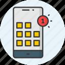app, notification, mobile, smartphone, device