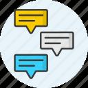 message, chat, letter, bubble, talk, conversation, text