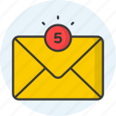 mail, email, message, letter, envelope, chat, inbox