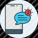 chat, message, communication, bubble, conversation