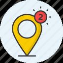 location, map, pin, navigation, gps, direction