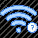 wifi, wireless, signal, internet icon