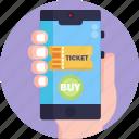public, transport, online, ticket, mobile app