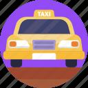 public, transport, taxi