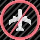 flight, no