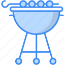 bbq, barbecue, barbeque, grill, summer icon