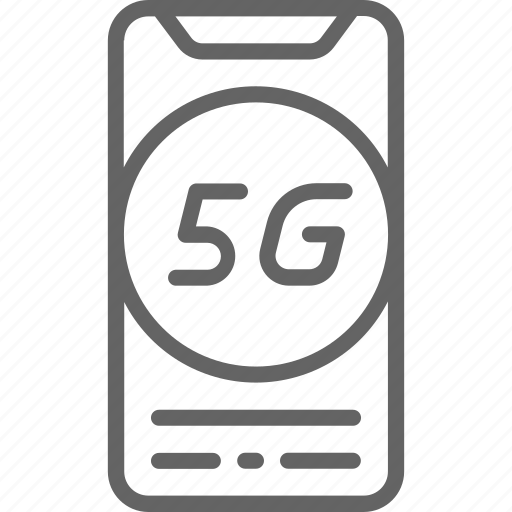 communication, connection, digital, internet, mobile, phone, wireless icon