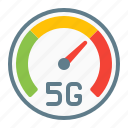 5g, connection, fast, internet, network, speed