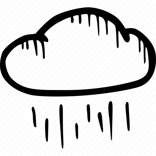 cloud, clouds, cloudy, forecast, gardening, rain, weather icon