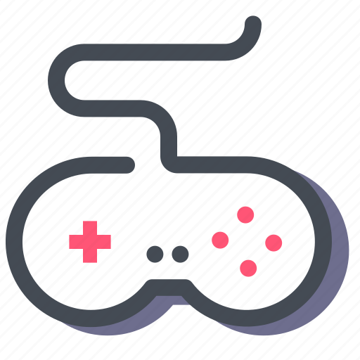 Arcade, console, controller, game, gameconsole, gaming, joystick icon - Download on Iconfinder