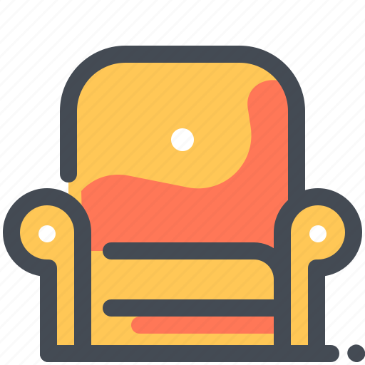 arcade, armchair, chair, game, gaming icon