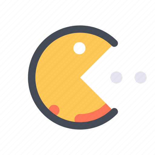 Console, controller, game, gameconsole, gaming, pacman icon - Download on Iconfinder