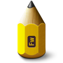1281white0, 48, adobe, fireworks, nazi, pencil icon