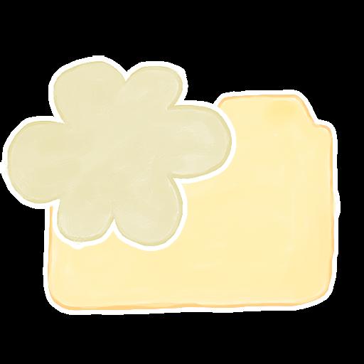 ak, cloud, folder, vanilla icon