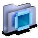 dropbox, folder icon