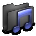 music, folder