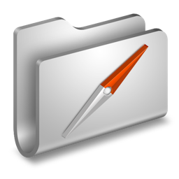 folder, navigation, sites icon