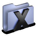 system, osx, folder