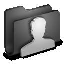 user, folder