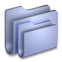folder, folders, multiple icon