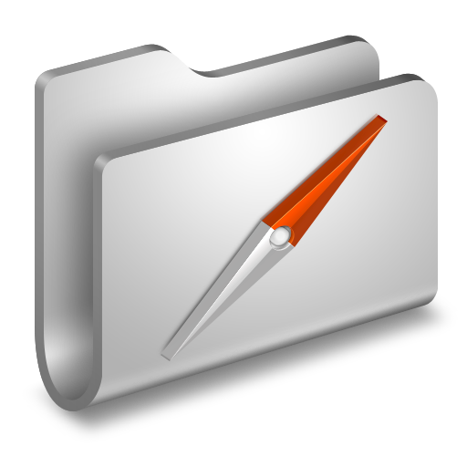 folder, navigation, sites icon