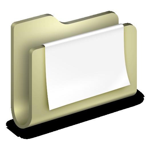 documents, folder, paper icon