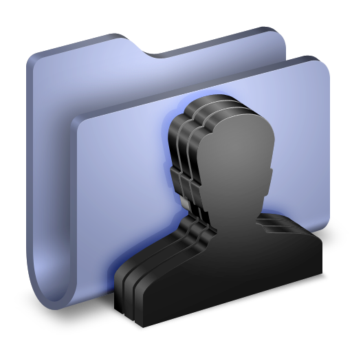folder, group icon