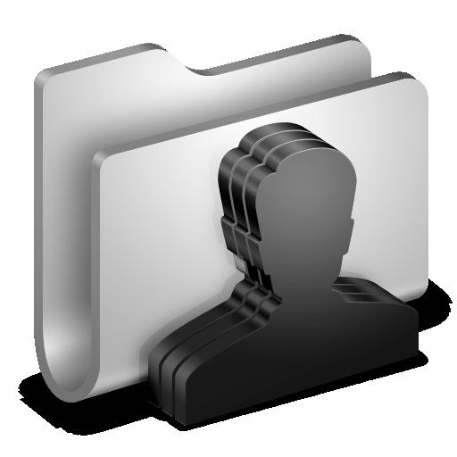 folder, group, user icon
