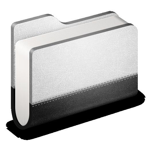 folder, llibrary icon