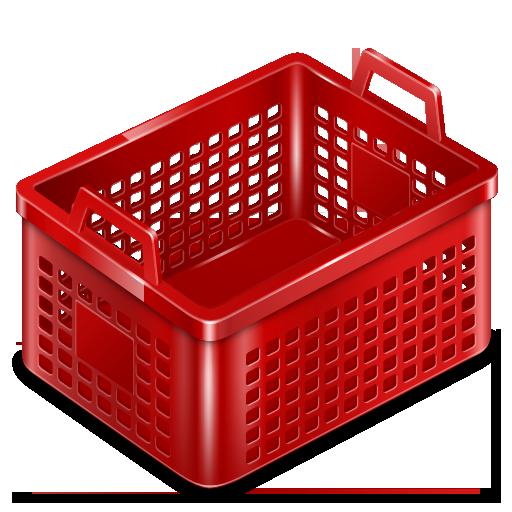 base, basket, empty, loadinfo icon
