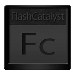 catalyst, flash icon