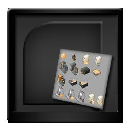 microsoft, visio icon