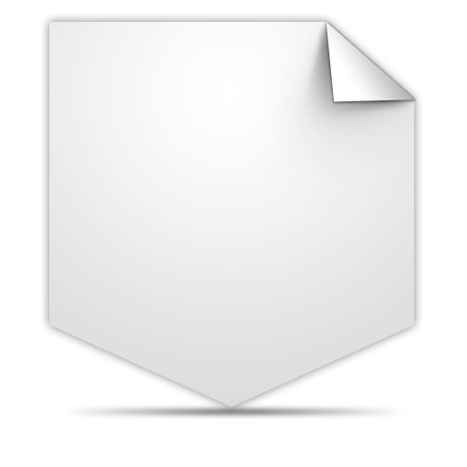 clipping, generic icon