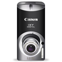 canon, digital, ixy, l icon