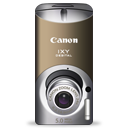 blond, canon, ixy, l icon