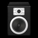 experience, speakers icon