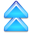 2uparrow icon