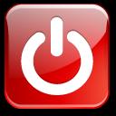 exit, quit, power icon