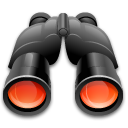 Binoculars, find, search icon - Free download on Iconfinder