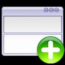 bottom, view icon